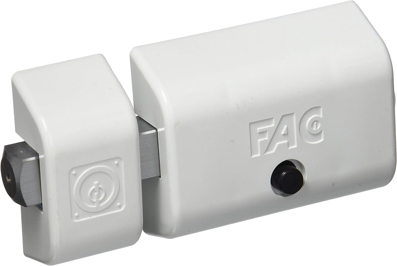 Fac seguridad 446-rp - Cerrojo /80 bobina 70mm magnet uve blanco ...