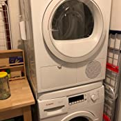 Wpro SKS100 - Kit de superposición para electrodomésticos: Amazon ...