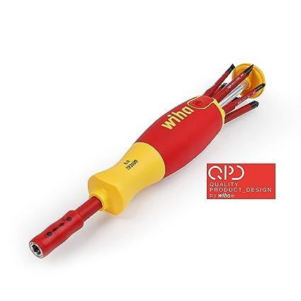 WIHA 38611 - Destornillador con cargador LiftUp electric 2831-09021 LiftUp electric Ref. 283109021