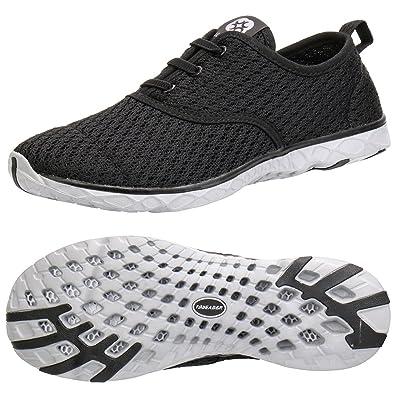 c15d29bdf9 Amazon.com | ALEADER Men's Quick Drying Aqua Water Shoes | Water Shoes