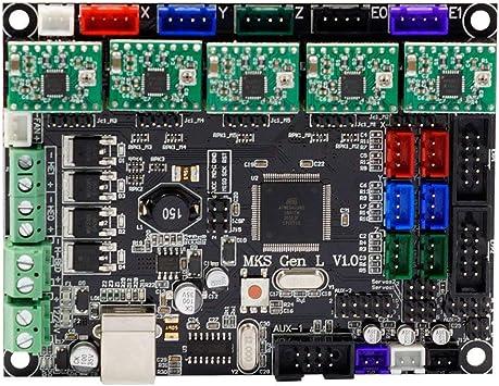 Tubayia Control Board - Placa de Control con Motor Paso a Paso ...