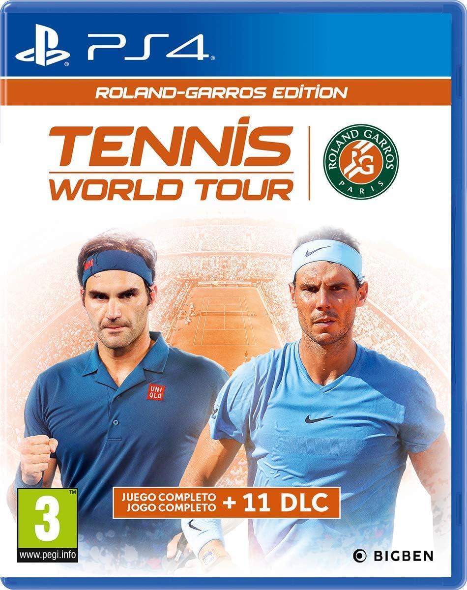 Tennis World Tour - Roland-Garros Edition [Versión Española ...