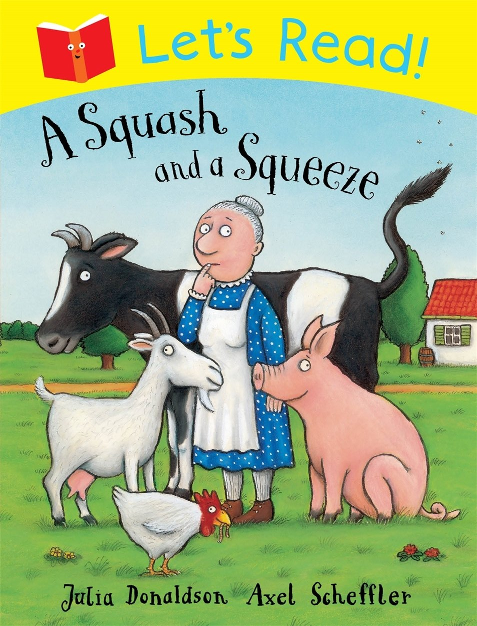 Let's Read! A Squash and a Squeeze ebook