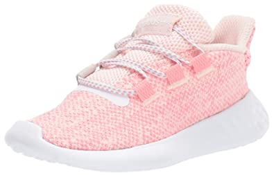 outlet store 5a355 2062d adidas Originals Kids' Tubular Dusk El Running Shoe