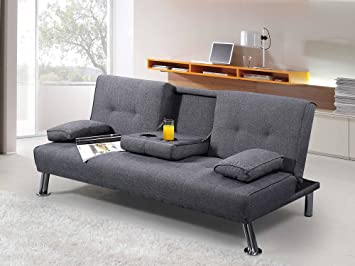 Astounding Sleep Design New York Sofa Bed Grey Home Interior And Landscaping Eliaenasavecom