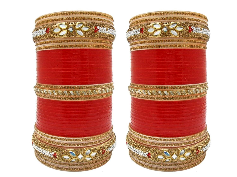 buy my design punjabi chura bridal wedding bangles choora for