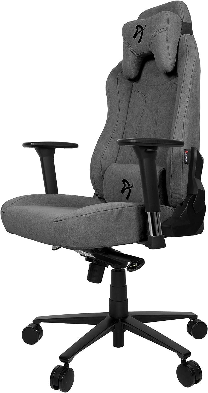 Arozzi VERNAZZA-SFB-Ash Chair, Metal, Large
