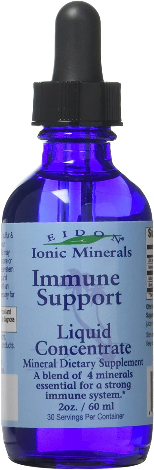 Eidon Immune Support Liquid Concentrate, 2 Ounce