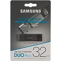 Samsung Duo Plus USB 3.1 Flash Bellek, 32 GB