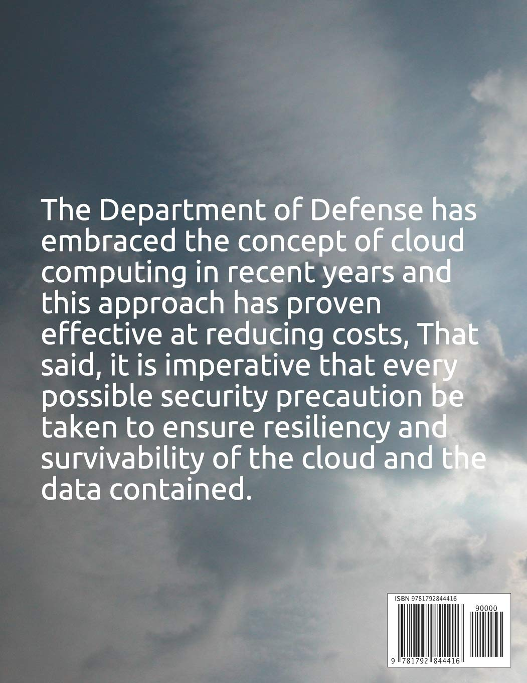 DoD Cloud Connection Process Guide: DISA: DISA