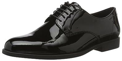 4317 Black Derby 38 Femme 160 Chaussures Vagabond Noir Noir 0dBqzpw