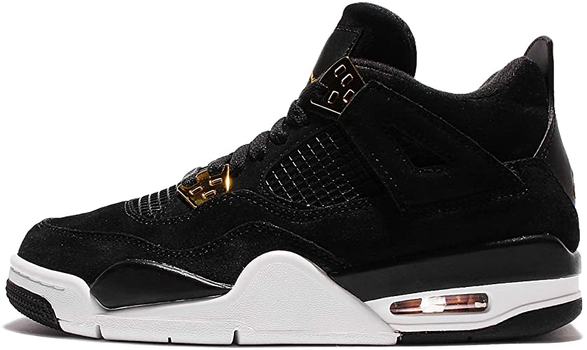 Jordan Big Kids Air Jordan IV Retro (GS) (nero ...