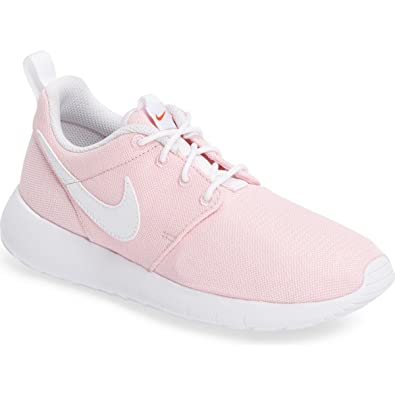 b29fcab358c3 Image Unavailable. Image not available for. Color  Nike Big Kids Girls  Roshe One Running Shoes