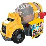 Mega Bloks Cat Cement Mixer