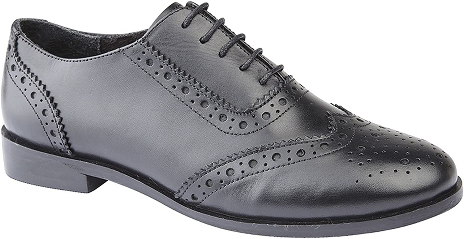 Cipriata Ladies Womens Leather Brogues