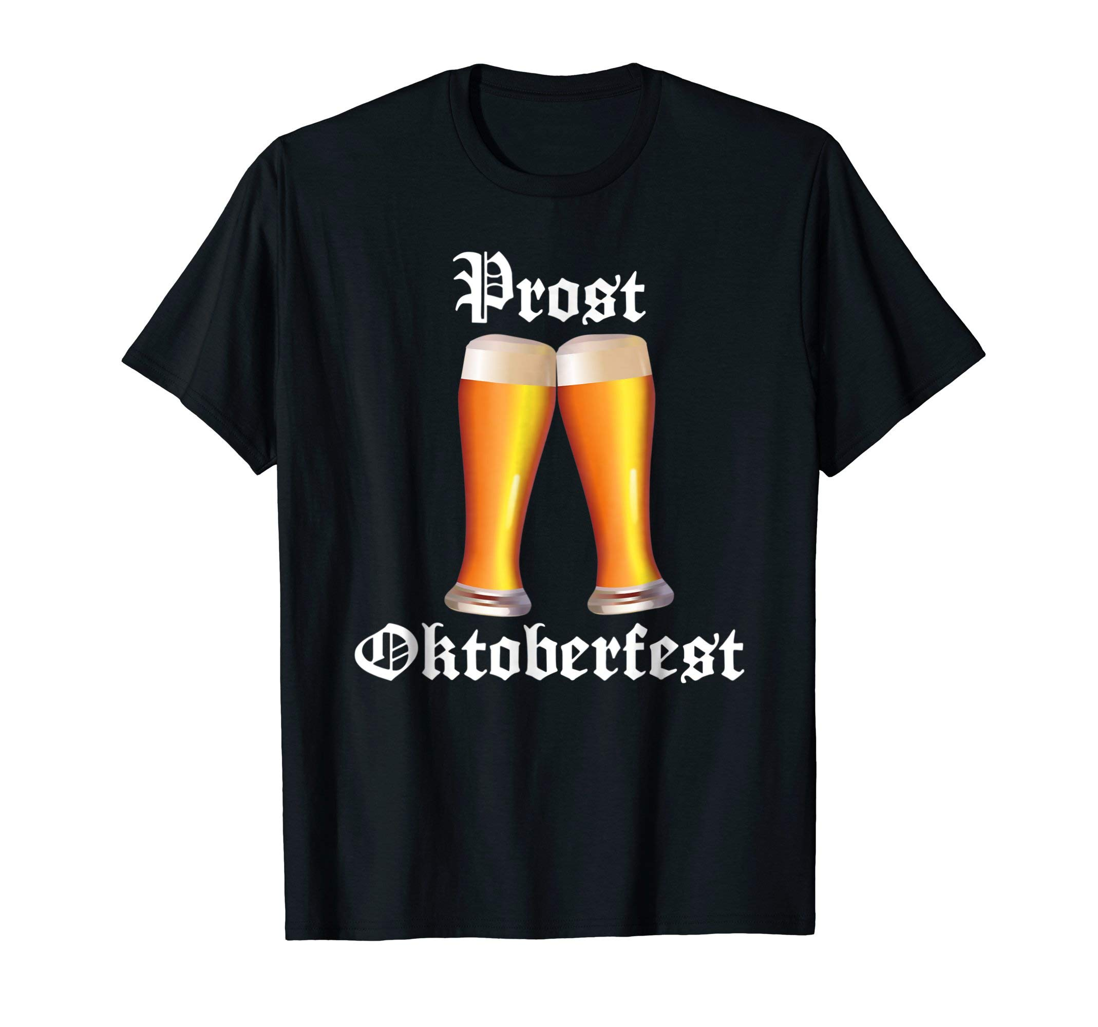 Oktoberfest T-Shirt funny beer 'Prost' Cheers in German
