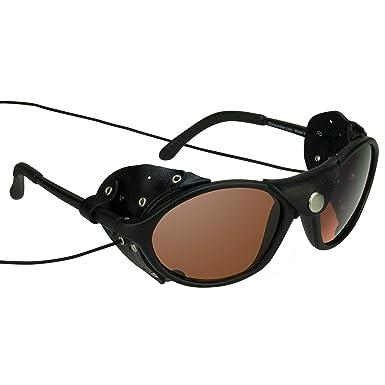 Amazon.com: piel Side Glaciar anteojos de sol motocicleta ...