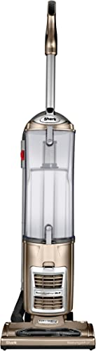Shark Navigator DLX Upright Vacuum in Gold Silver