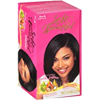 Soft & Beautiful Regular No-Lye Ultimate Conditioning Relaxer System Kit