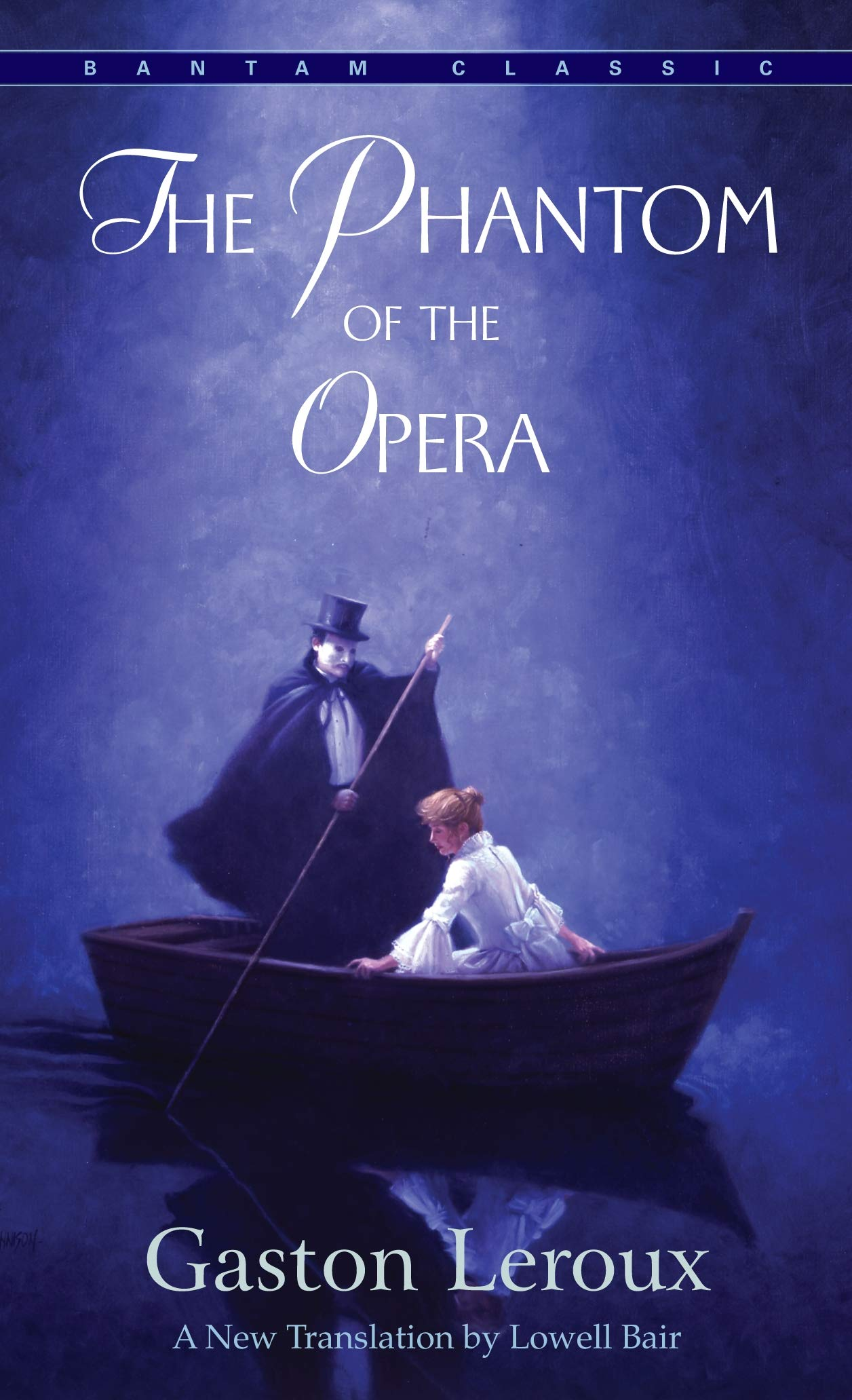 Buy The Phantom of the Opera (A Bantam classic) Book Online at Low ...