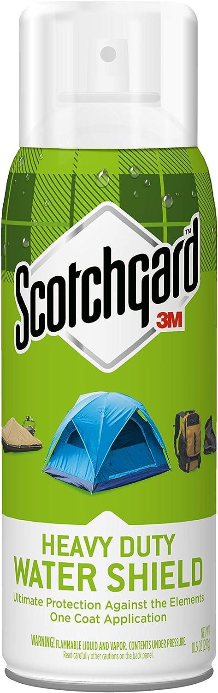 Scotchgard Heavy Duty Water Shield, Six 10.5 Oz Cans (63 Ounces Total)