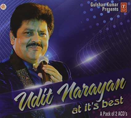 Udit Narayan - At It'S Best (Set of 2 CDs)