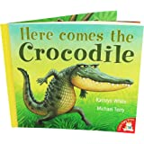 Here Comes The Crocodile by Kathryn White and Michael Terry (1-May-2013) Paperback