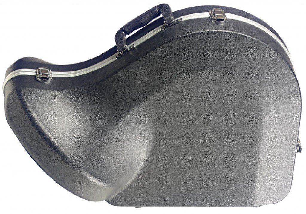 Stagg ABS-FH ABS case for French Horn - Black