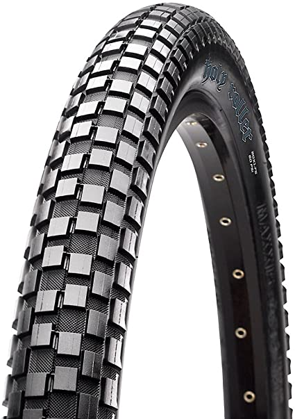 "Bicycle Tires 20/"" x 1.95/"" Maxxis Holy Roller BMX Bike Tire One Pair QTY 2"