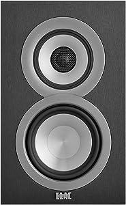 ELAC Uni-fi UB5 Bookshelf Speaker (Black, Pair)