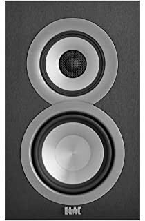 ELAC Surround Bookshelf Home Speaker Set Of 2 Black UB51 BK