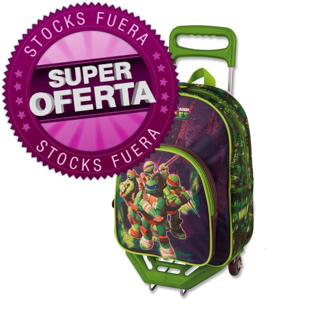 Trolley Tortugas Ninja Power: Amazon.es: Juguetes y juegos