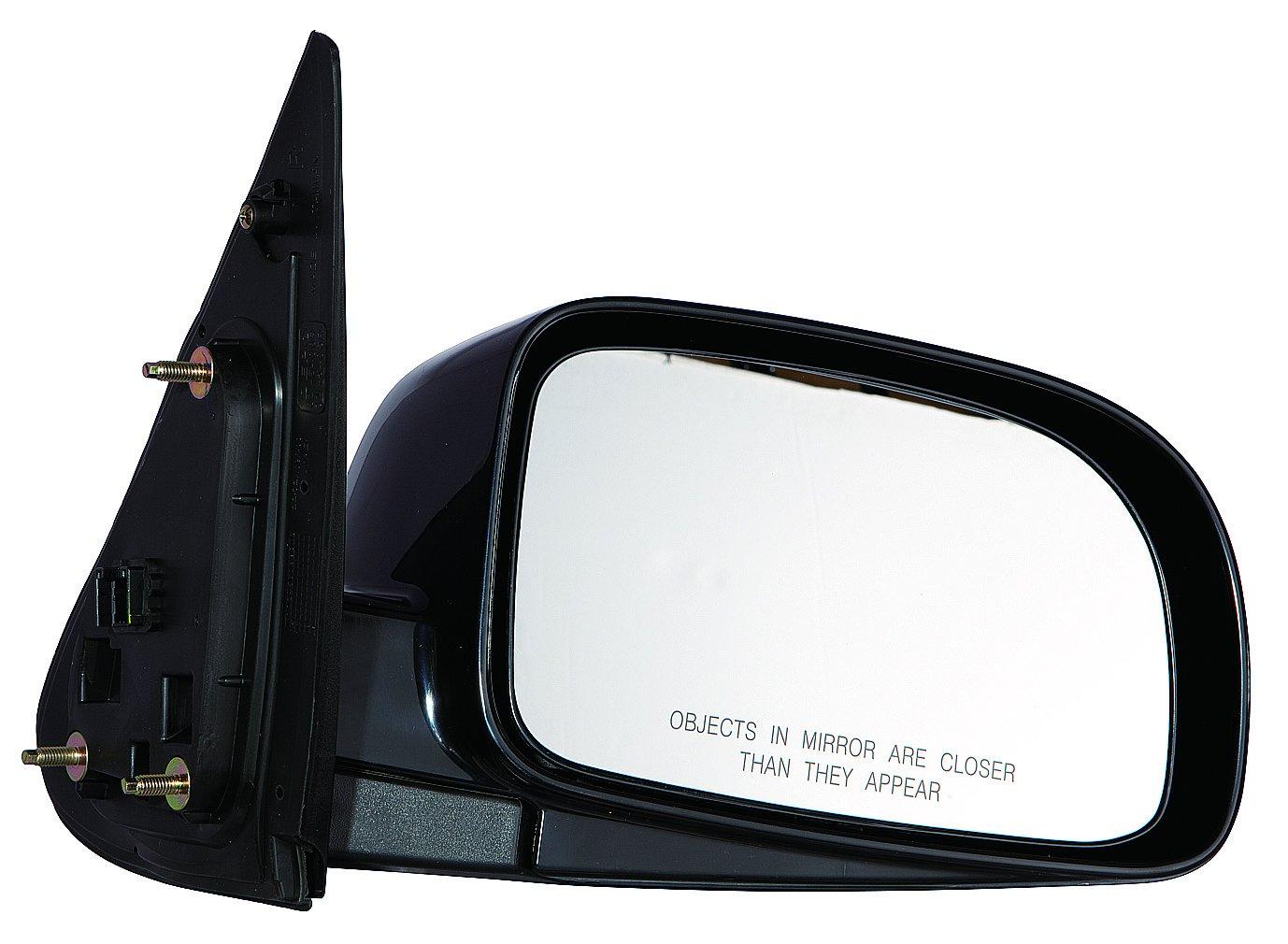 Hyundai Santa Fe Power Heated Paint To Match Depo 321-5408R3EBH Passenger Side Mirror