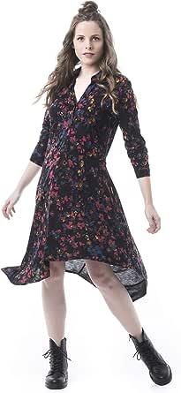 Mamatayoe Crocante Vestido para Mujer
