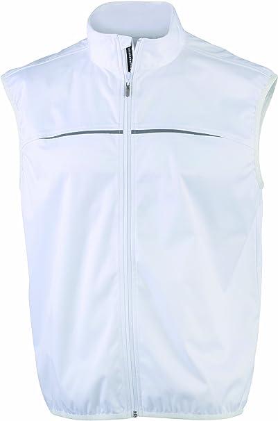 Blanco Color Para Men De Bike Ciclismo Talla Hombre Chaleco S Vest wxTzx86q