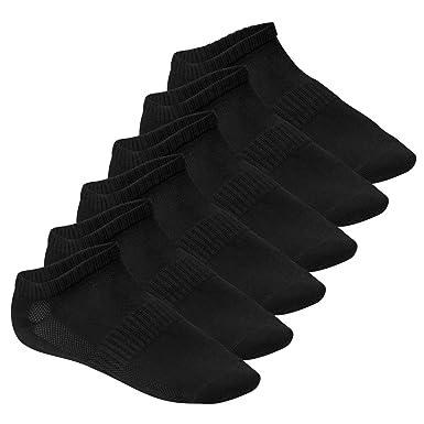 8d28b516b7 Footstar Funktions Sneaker Socken für Damen und Herren - kurze ...