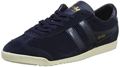 739a7ea6534 Gola Women's Bullet Pearl Navy Trainers: Amazon.co.uk: Shoes & Bags