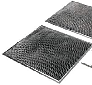 "Whirlpool W10905734 30"" Range Hood Replacement Charcoal Filter Kit"