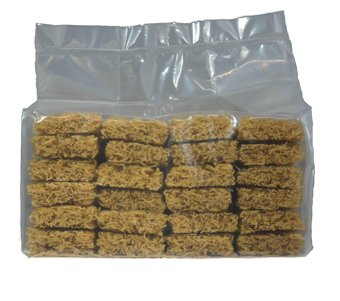 Lotus Foods Gourmet Lower Sodium Bulk Ramen Noodles, Organic Millet/Brown Rice, 48 Count by Lotus Foods