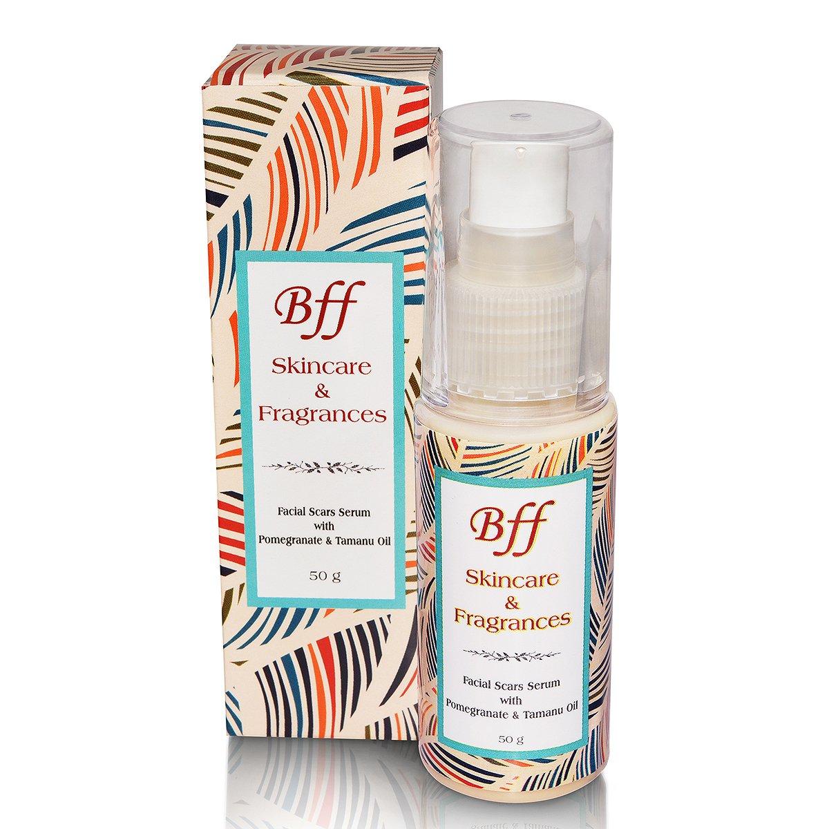 BFF cicatrici del viso trattamento siero IFS170001