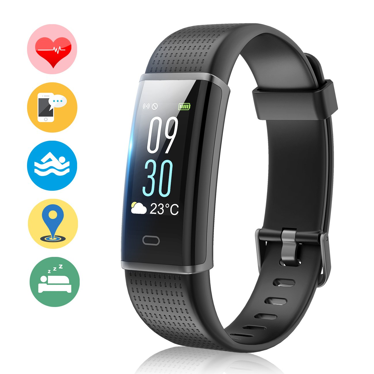 Vigorun Fitness Tracker