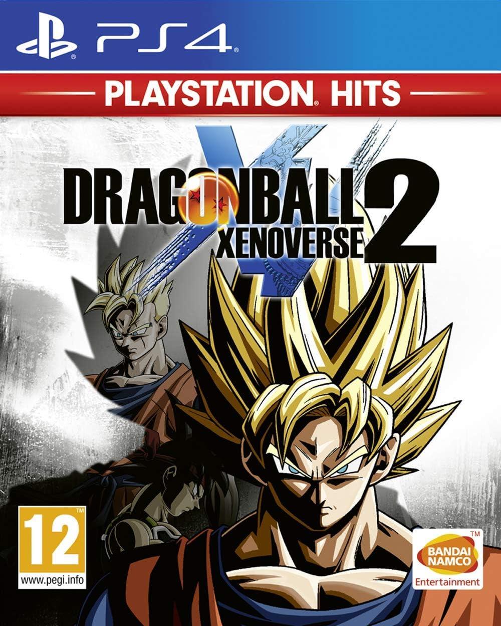 Amazon.com: Dragonball XenoVerse 2 (PS4): Video Games