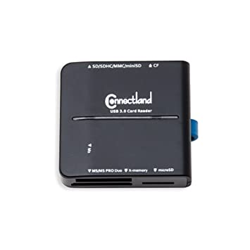CONNECTLAND MULTI CARD READER DRIVER DOWNLOAD FREE