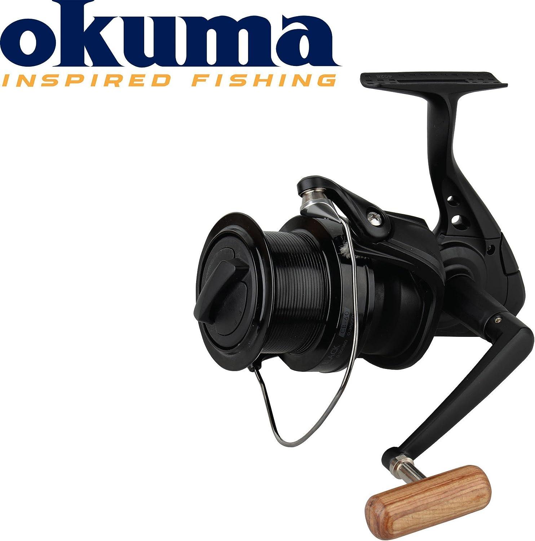 Okuma Carrete CARFISHING Custom Black - 570, 310m in 35/100, 101.6 ...