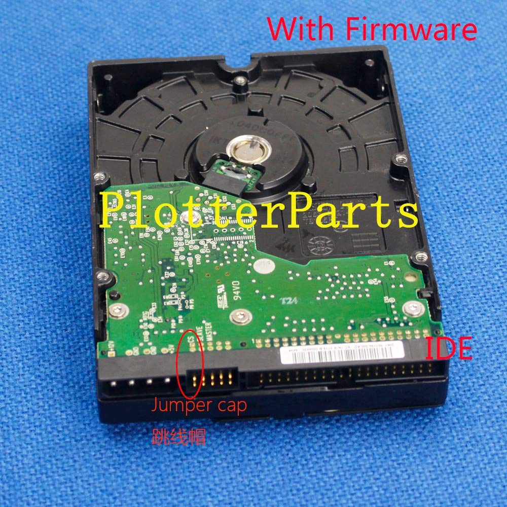 Yoton Q6651-60068 Q6651-60352 Q6651-60058 Q6651-60367 HDD Hard disk drive With firmware for HP DesignJet Z6100 Z6100PS Compatible New