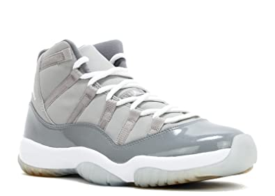 7e396d18743a Air Jordan 11 (XI) Retro (Medium Grey   White-Cool Grey)