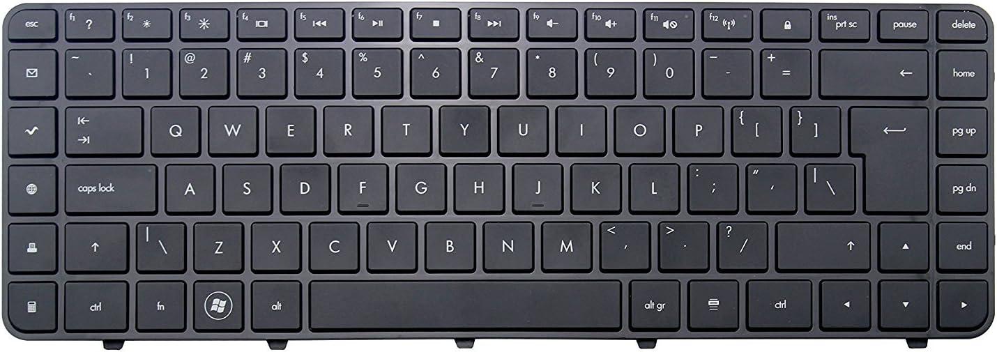 New US black keyboard for HP AELX6U00010 MP-09L73US6920 9Z.N4CUQ.201 V112846BS1