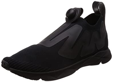 7b57e3c2 Reebok Pump Supreme Ultra Knit BS9521, Trainers Black: Amazon.co.uk ...