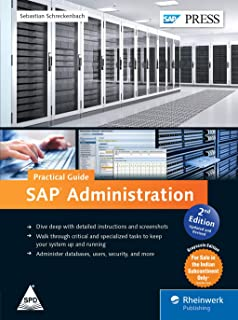 Buy SAP Basis Administration Handbook, NetWeaver Edition Book Online