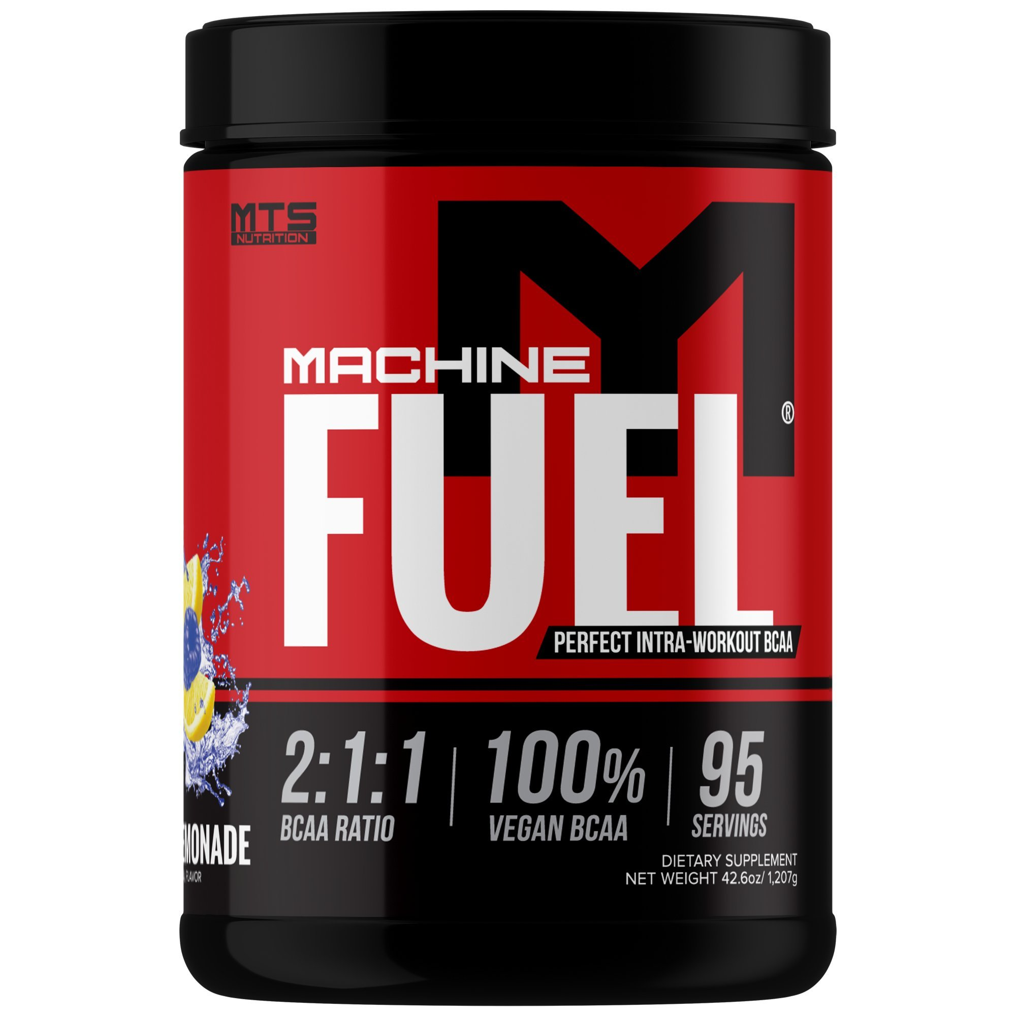 New MTS Nutrition Machine Fuel | 95 servings (Blue Razz Lemonade)
